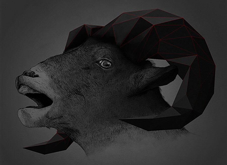 "Trigonal Meshes & Animals - ""Breath""."