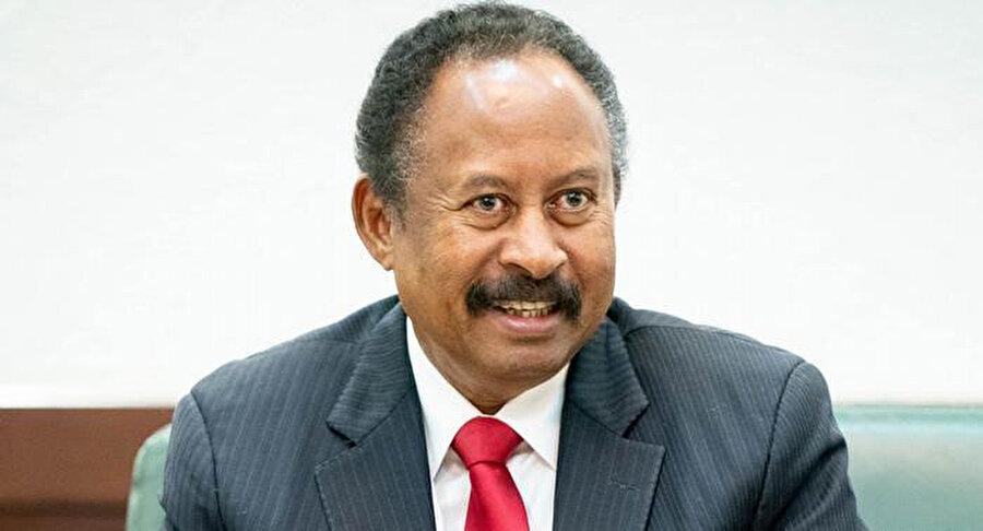 Sudan Başbakanı Abdullah Hamduk Güney Sudan'ın başkenti Cuba'daki törene katıldı.