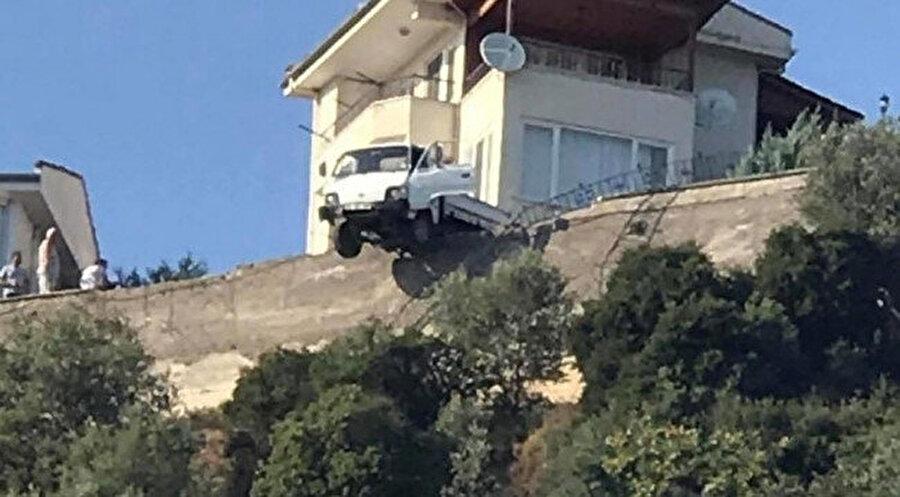 Kazada yaralanan olmadı