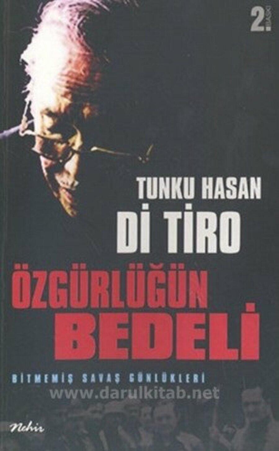Hasan Di Tiro'nun Açe'nin özgürlüğü için verdiği mücadeleyi anlattığı kitabı.