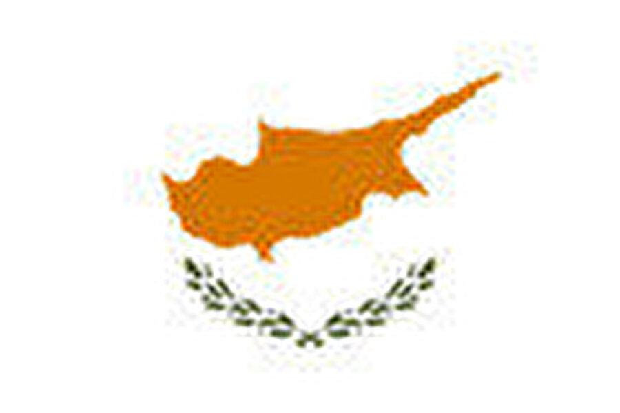 Güney Kıbrıs bayrak