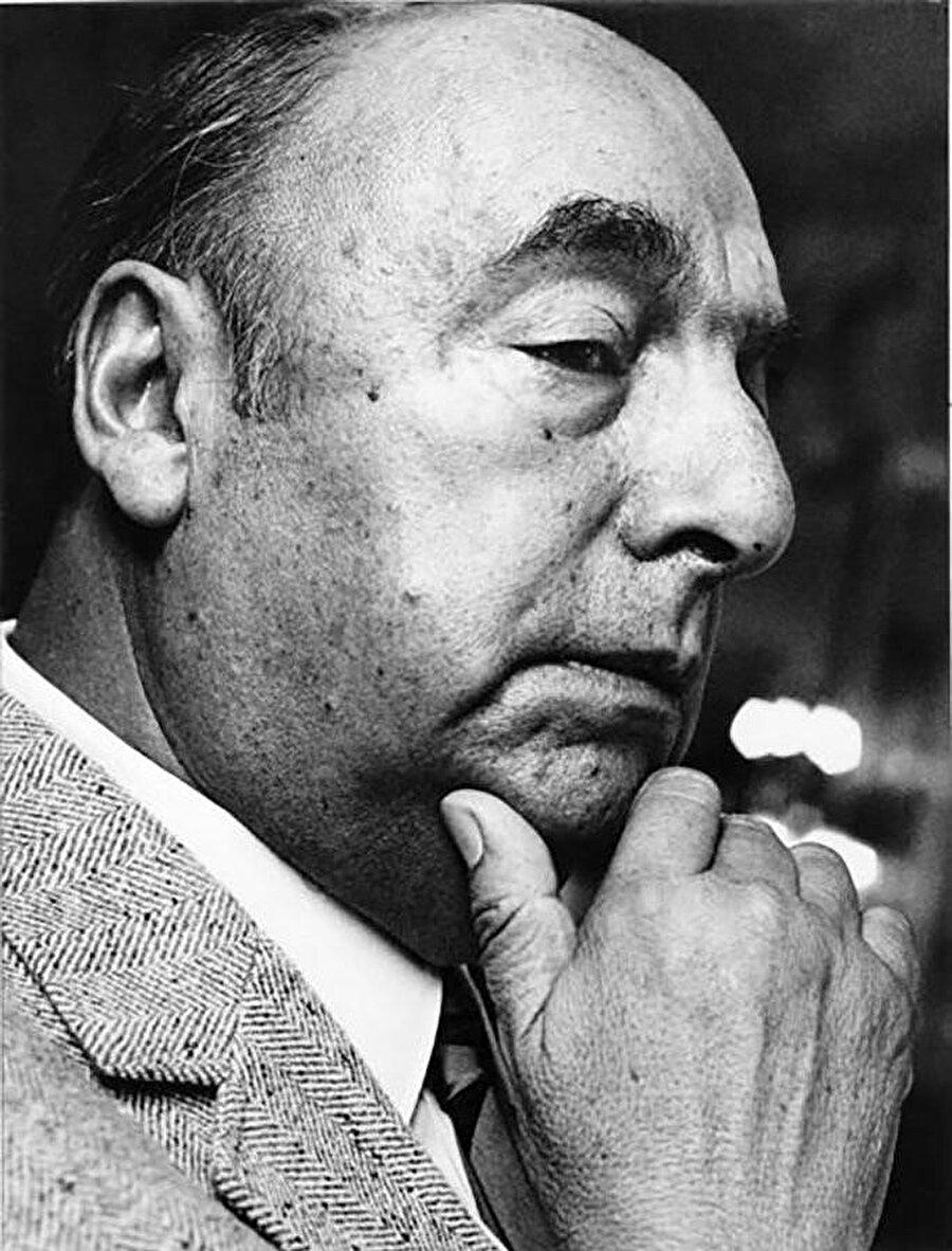 Pablo Neruda Rotterda, Hollanda, 1971.