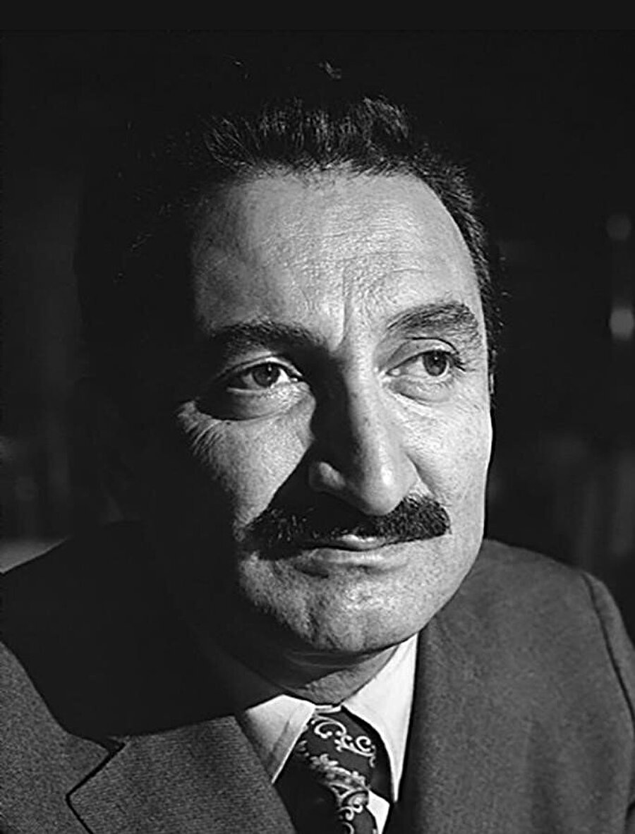 Bülent Ecevit, Stockholm, İsveç, 1975.