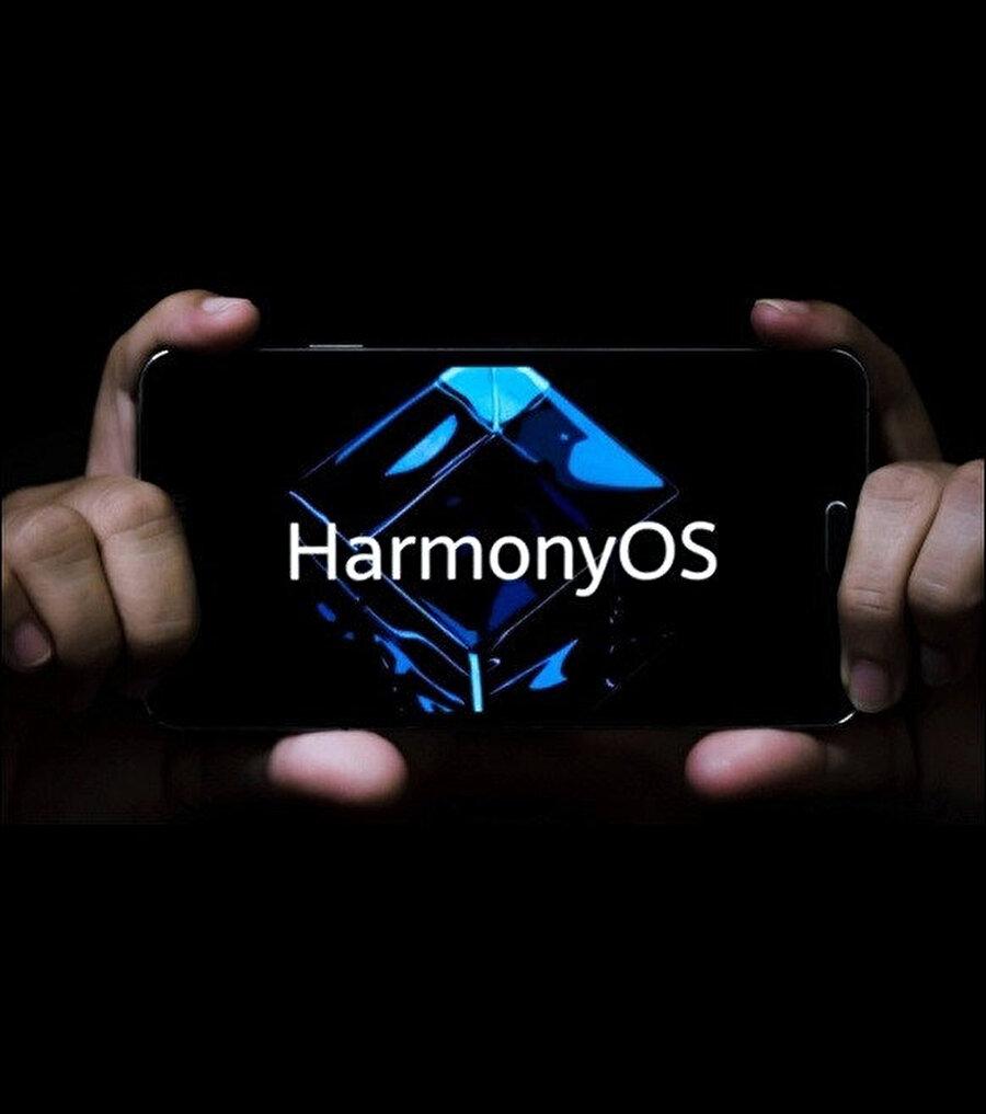 HarmonyOS yüklü akıllı telefonların ilk örneklerinin gelecek yıl çıkması bekleniyor.