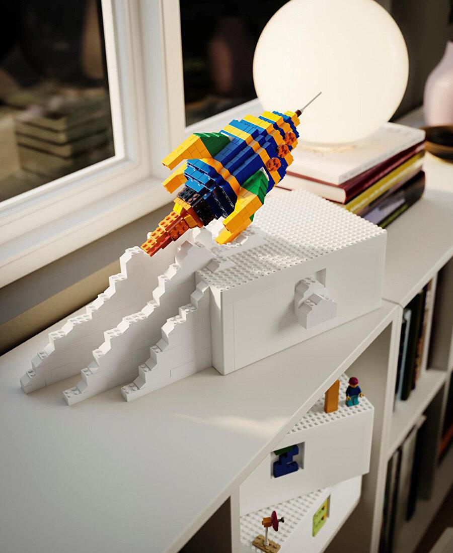 BYGGLEK, ebeveynlerin düzen isteğini ve çocukların yaratıcılığını birleştiriyor.