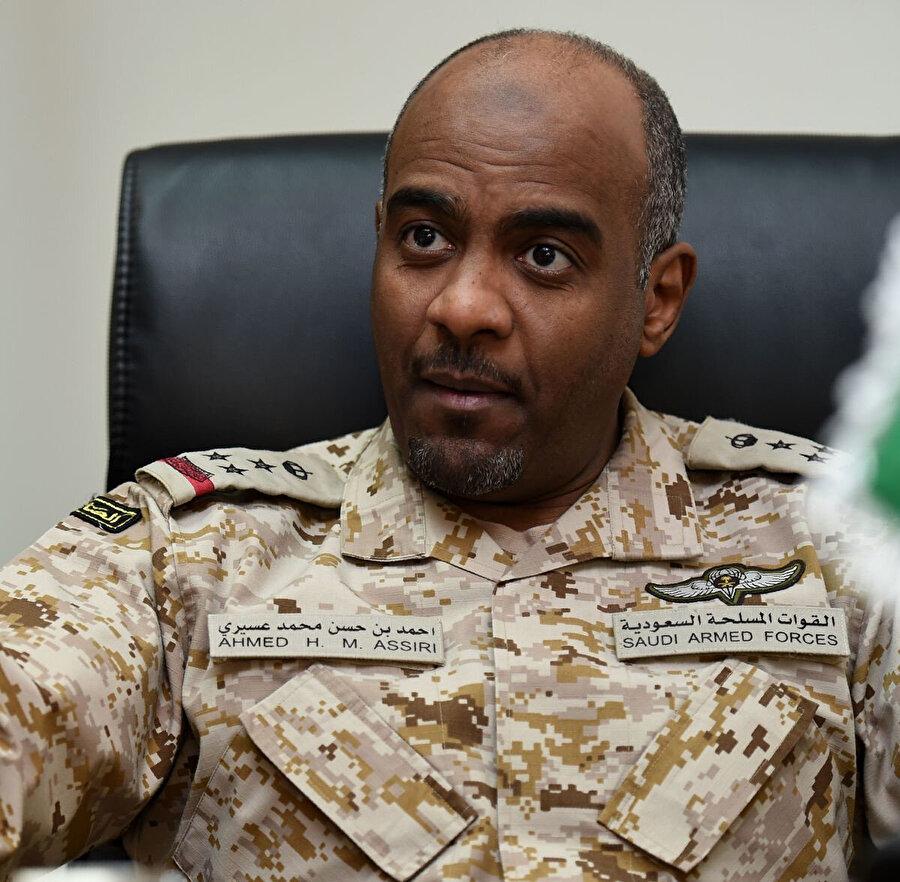 Suudi Arabistan Eski İstihbarat Başkan Yardımcısı Ahmed Asiri.
