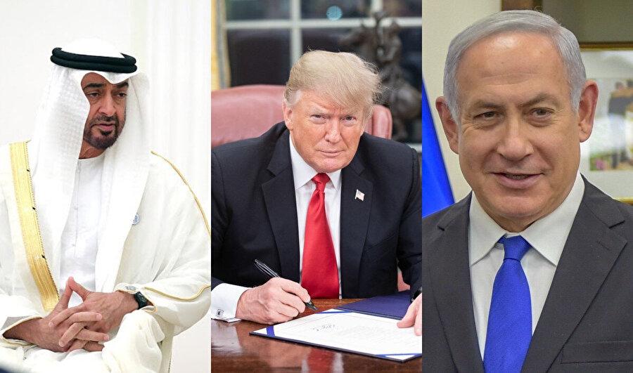 ABD, sadece BAE'nin ekonomik olarak gelişmiş bir ülke olmasını değil, İsrail'e karşı bölgede kullanabileceği bir güç olarak hazırda tutuyor.