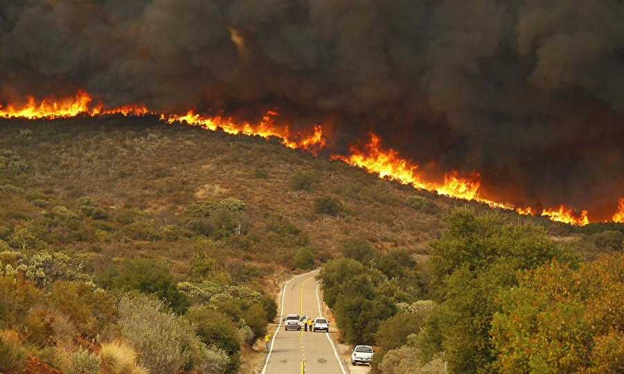 Lyons Valley yolu, Kaliforniya