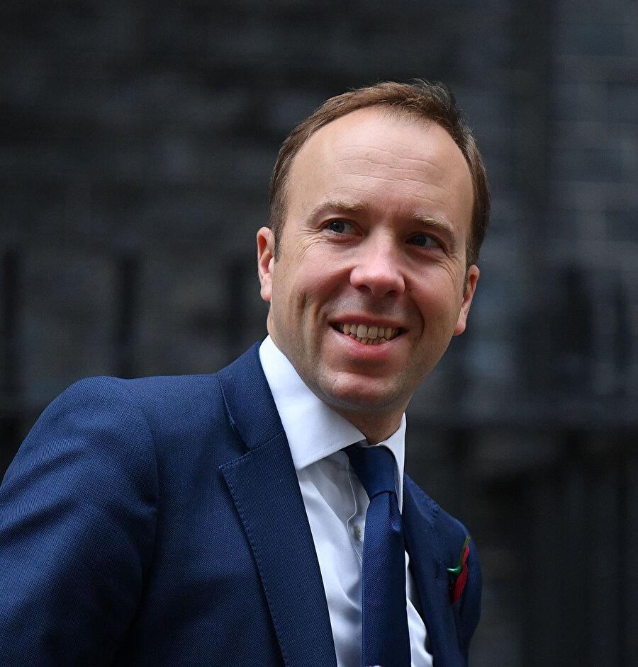 İngiliz Sağlık Bakanı Matt Hancock (Arşiv)