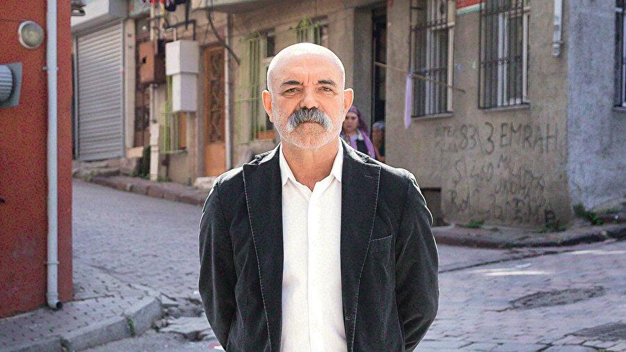 Oyuncu, yönetmen ve yazar Ercan Kesal