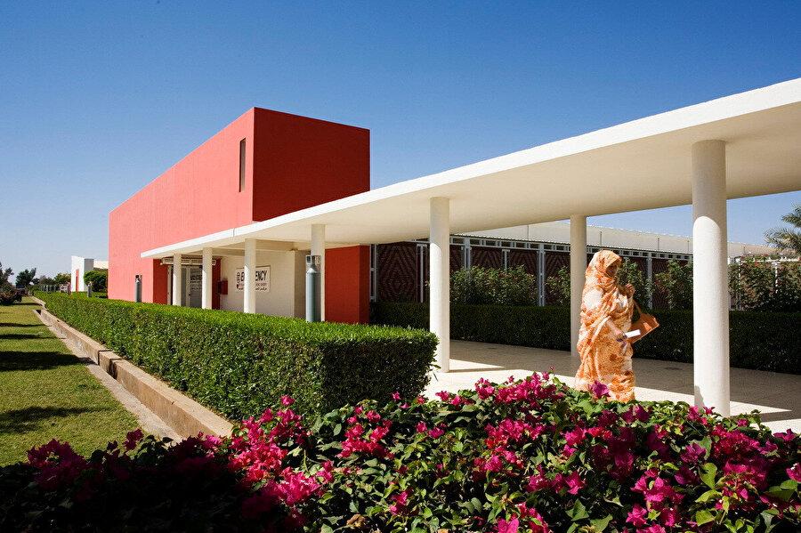 Salam Kalp Cerrahisi Merkezi, Bernado Bader, Stüdyo Tamassociati, Hartum, Sudan (2013).