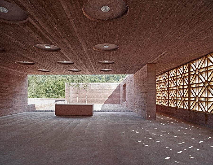 İslam Mezarlığı, Altach, Avusturya (2013).
