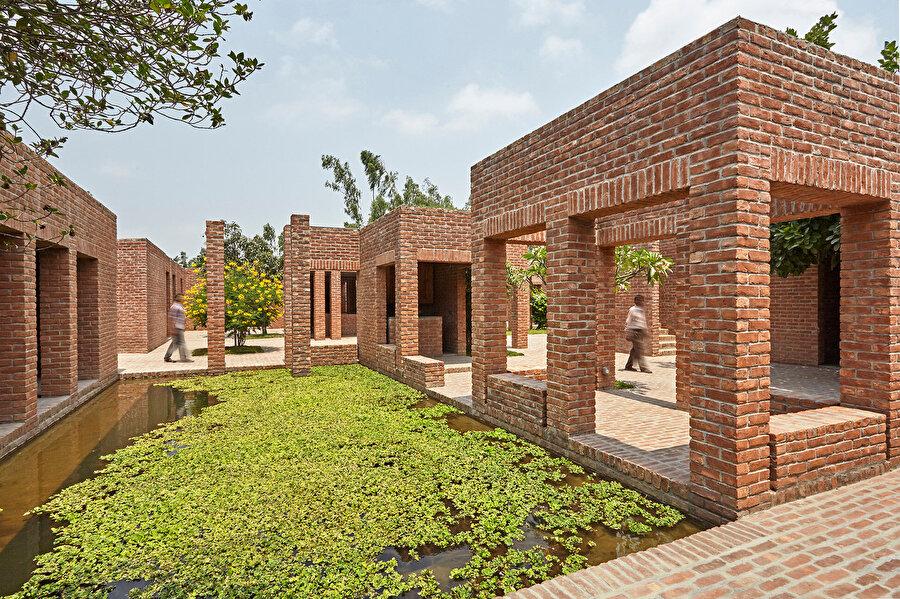 Dostluk Merkezi, Kashef Mahboob Chowdhury , Gaibandha, Bangladeş (2016).