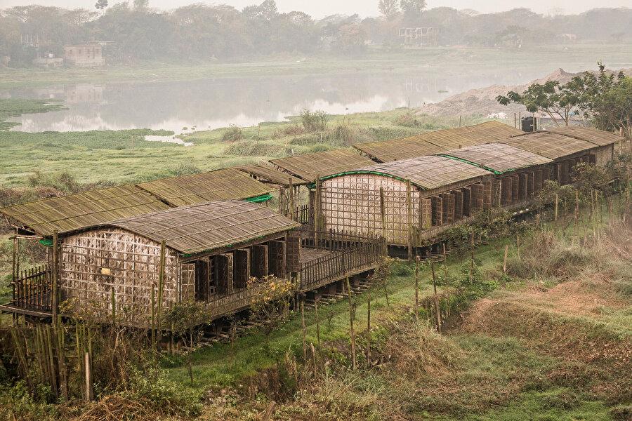 Arcadia Eğitim Projesi, Saif Ul Haque Sthapati, Güney Kanarchor, Bangladeş (2019).