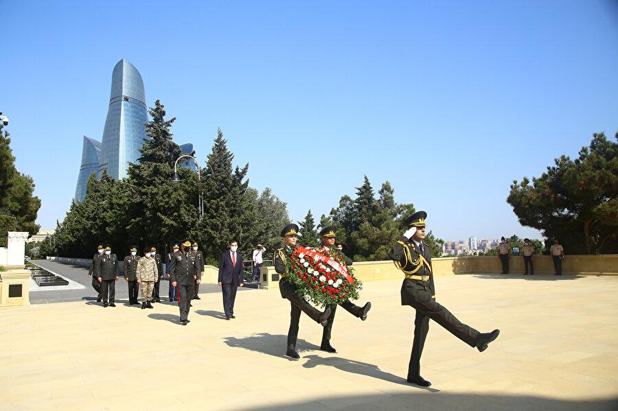 Kafkas İslam Ordusu, Bakü'nün başkent olmasında önemli rol oynadı.