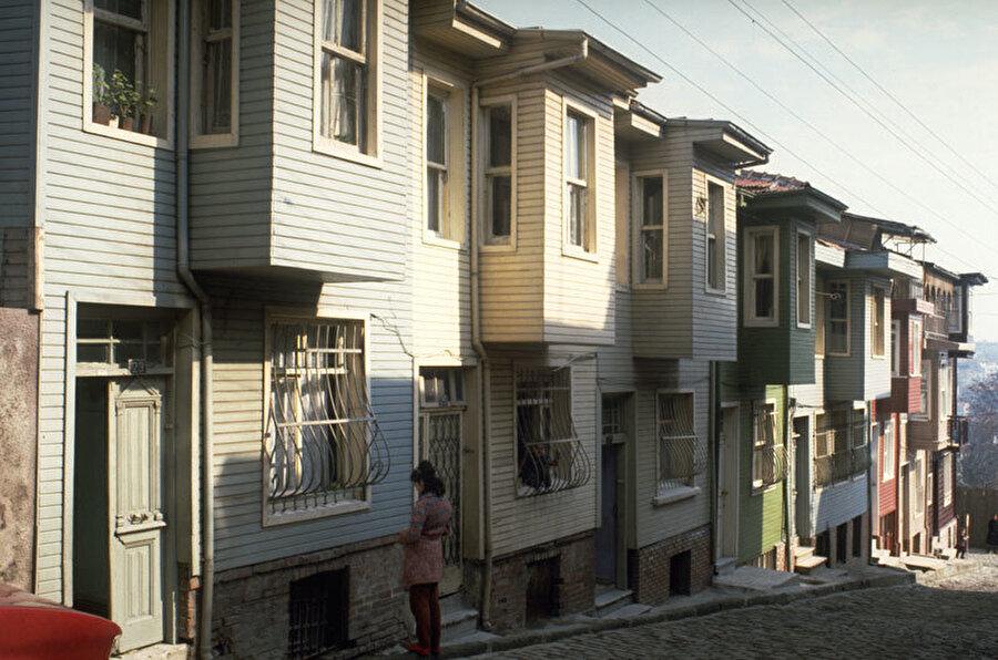 Sultanahmet Evleri restorasyonu, 1986.