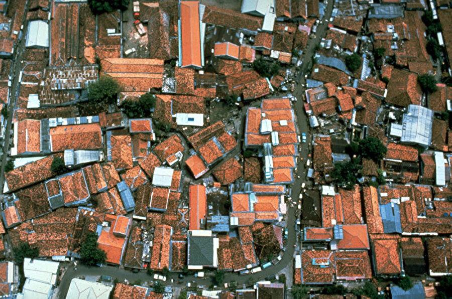 Kampung İyileştirme Programı, KIP Technical Unit/Darrundono, Cakarta, Endonezya (1980).