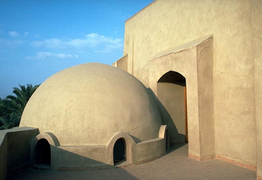 Ramses Wissa Wassef Sanat Merkezi, Ramses Wissa, Giza, Mısır (1983).