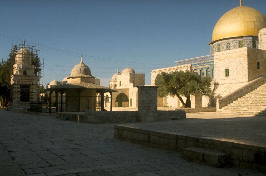 El Aksa Camii Restorasyonu, Isam Awwad ve ICCROM, Kudüs (1986).