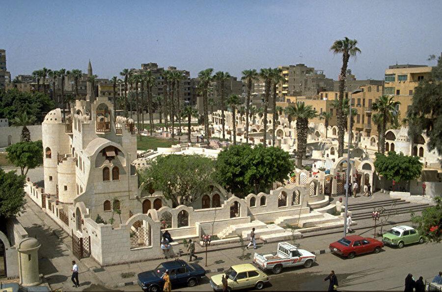 Çocuklar için Kültür Parkı, Abdelhalim Ibrahim Abdelhalim, Kahire, Mısır (1992).