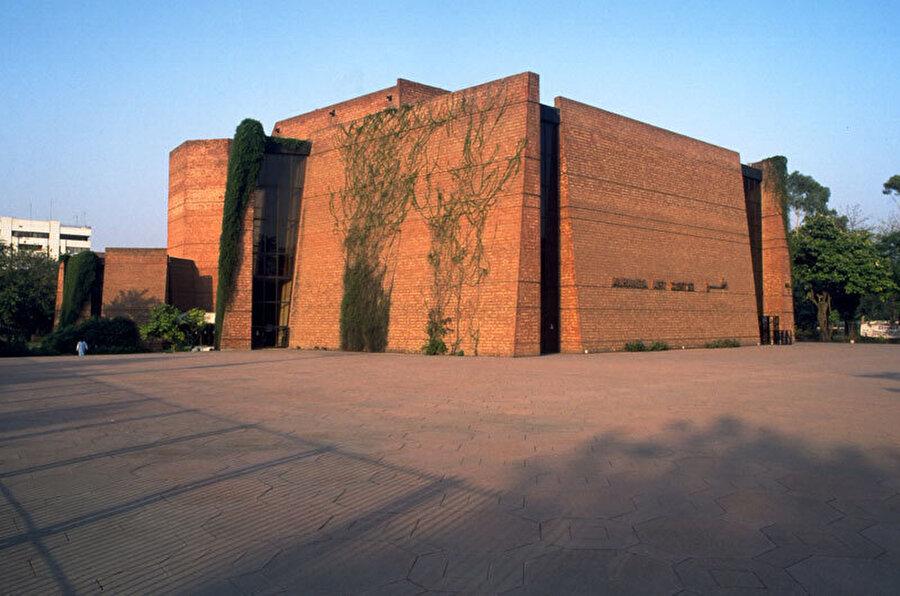 Elhamra Sanat Konseyi, Nayyar Ali Dada, Lahor, Pakistan (1998).