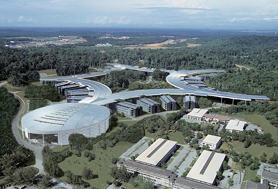 Teknoloji Üniversitesi Petronas, Foster + Partners, Tronoh, Malezya (2007).