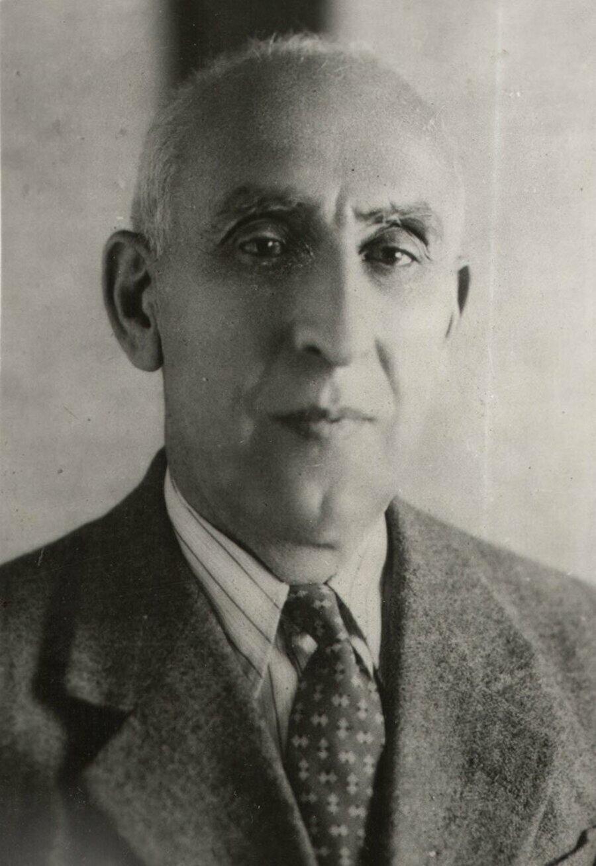 Muhammed Musaddık.
