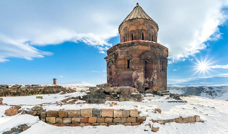 Ani, Kars şehrinin güneydoğusunda ve Arpaçay boyunda bulunan ören yeridir.