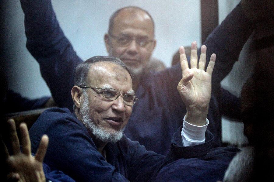 13 Ağustos 2020'de cezaevinde hayatını kaybeden Müslüman Kardeşler Teşkilatı'nın üst düzey yöneticilerinden İsam Eryan.