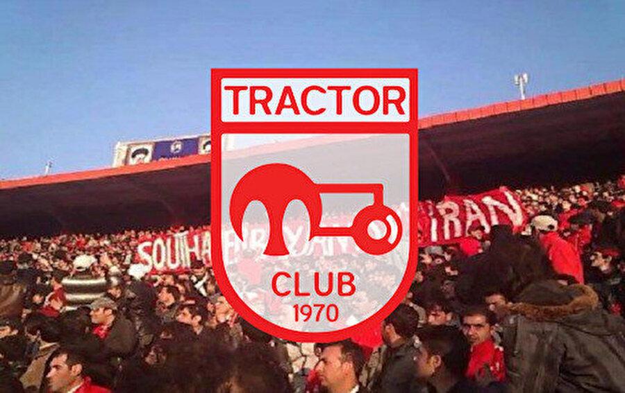 Tractor Sazi takımı kendilerine 'Kızıl Kurtlar' olarak adlandırır.