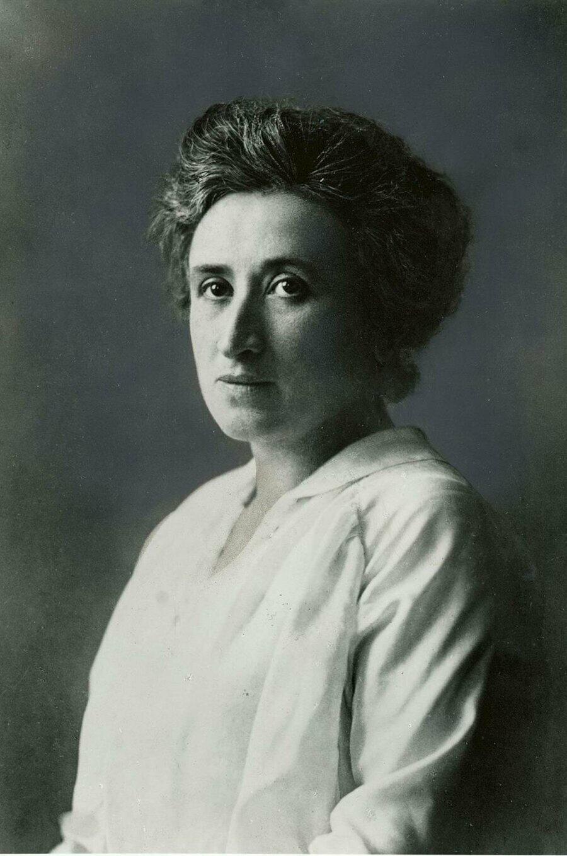 Rosa Lüksemburg.