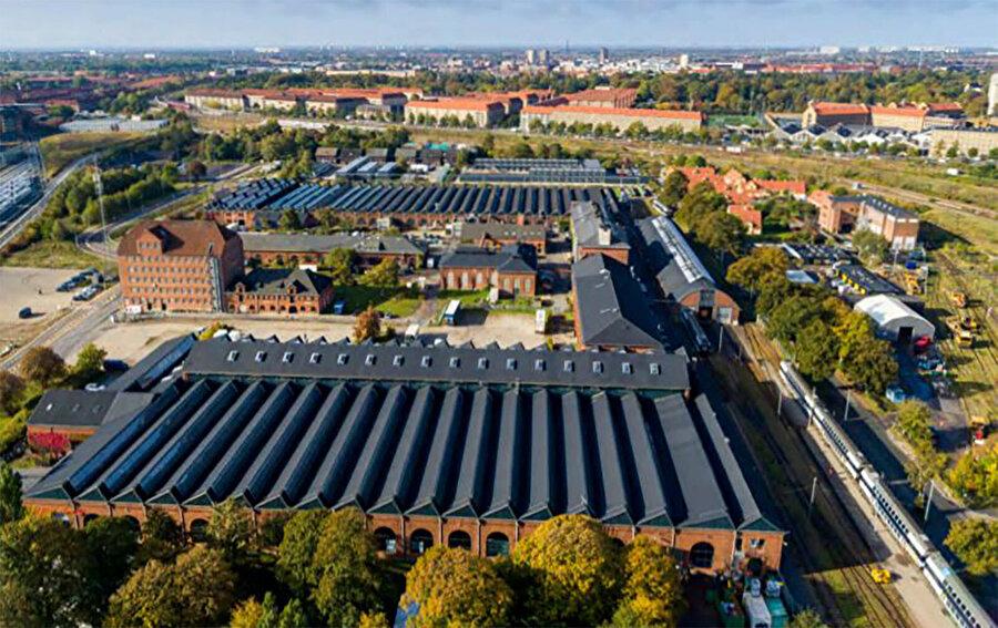 Eski atölyelerin etrafındaki alan, bölgenin yararına tüm Kopenhag için aktif bir cazibe merkezi olma konusunda özel bir potansiyele sahip.