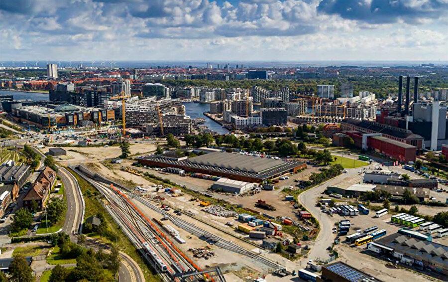 Jernbanebyen, çevre ve iklim teknolojileri hakkındaki en son bilgileri devreye sokmak ve şehrin döngüsel döngüsünü ve bölgenin kalkınması için bir odak noktası olarak paylaşım ekonomisini teşvik etmek için eşsiz bir fırsata sahip.