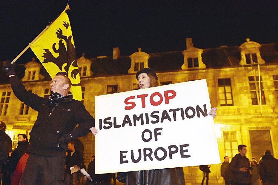 Norveç ve İskandinavya'da İslamofobiyle anılan muhtelif oluşumlardan bahsetmek mümkün