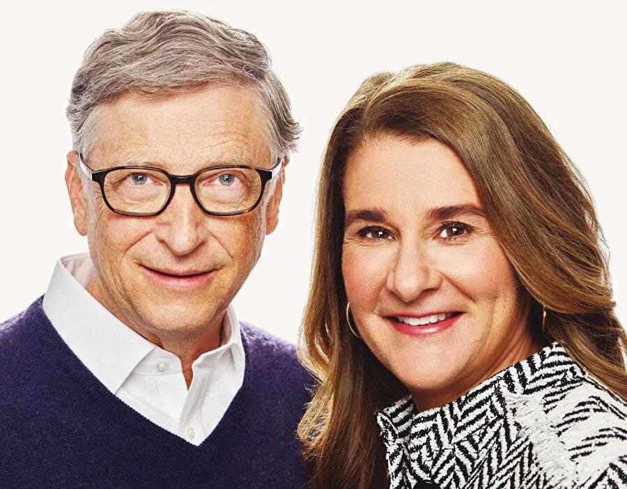 Bill ve Melinda Gates (Arşiv)
