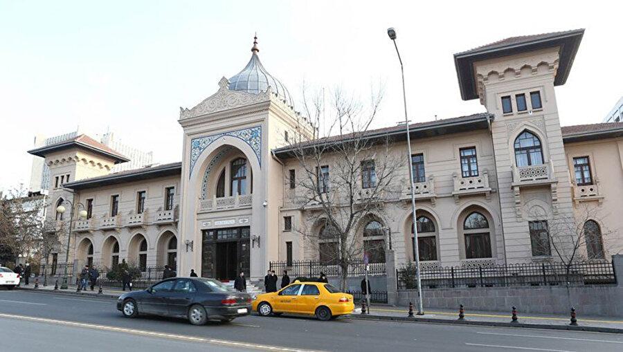 Ankara Palas.