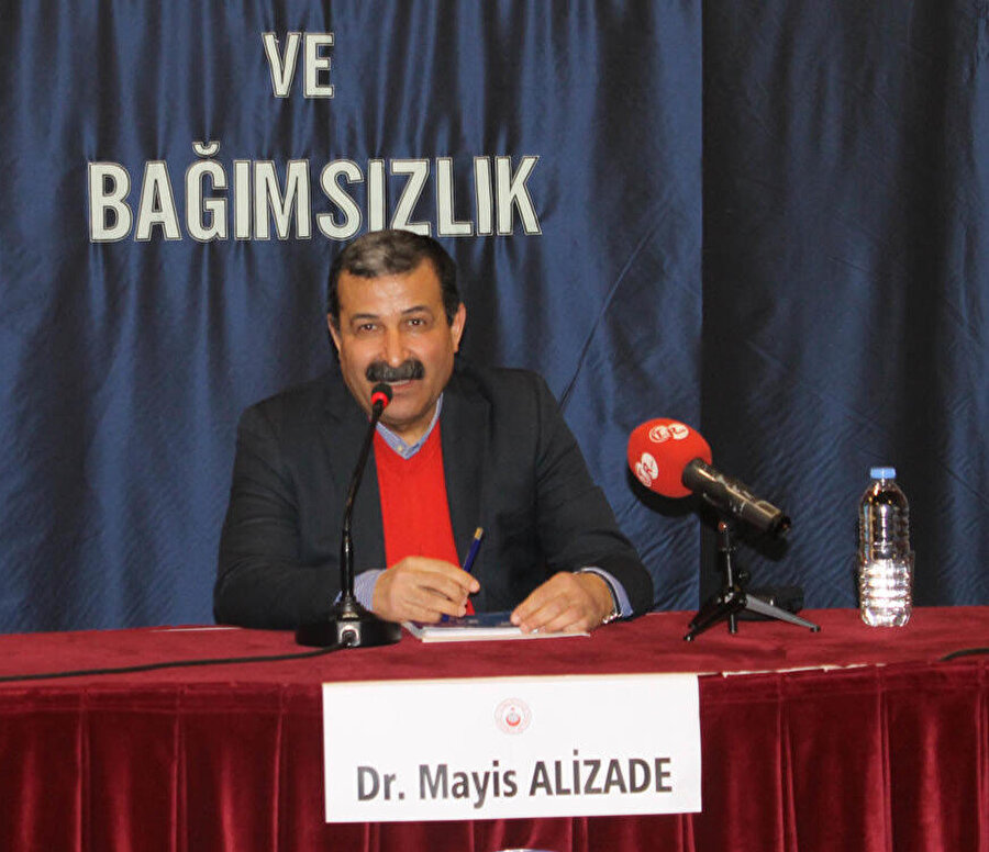 Dr.Mayis Alizade