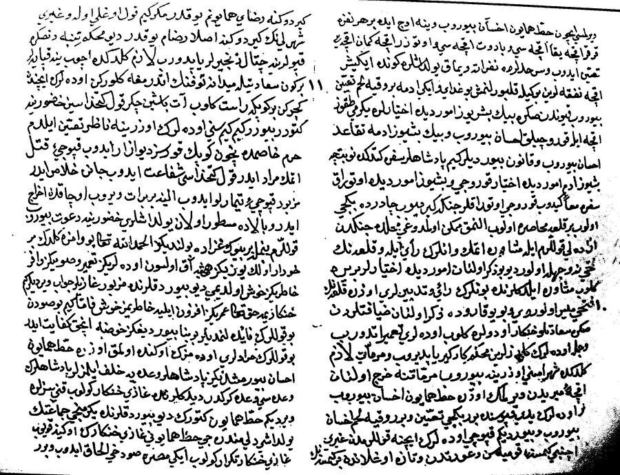 Türkçeden Arapça, Farsça kelimeleri çekip çıkardığınızda düşünce üretecek, sanat yapacak bir medeniyet dili olma özelliğini yitirir Türkçe