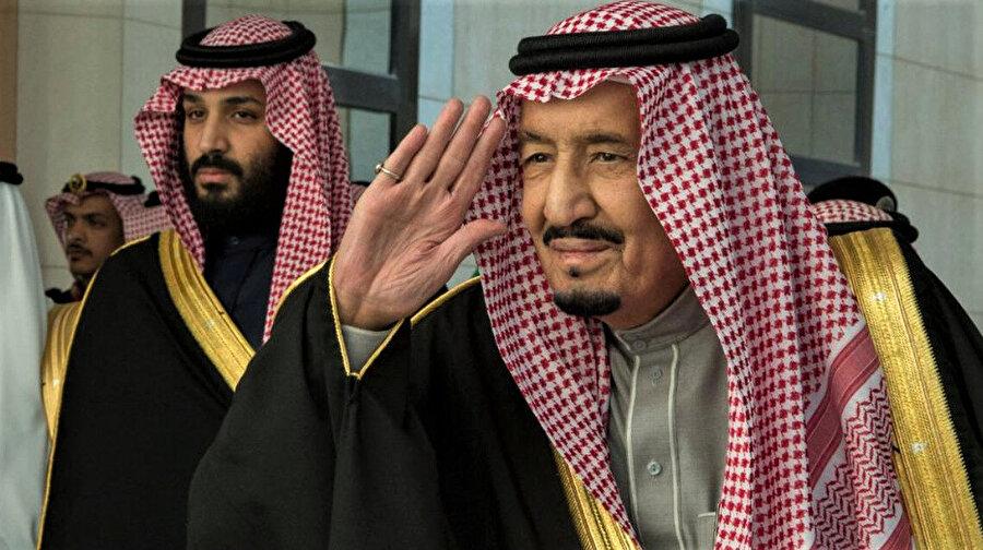 Muhammed bin Selman Veliaht Prens olduktan ve siyaset sahnesine çıktıktan sonra ifade özgürlüğü tamamen bitti.