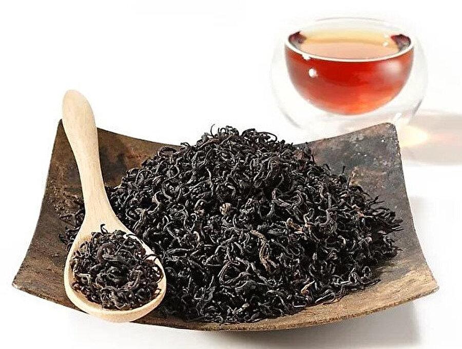 Balık kokusuna son: Siyah çay.