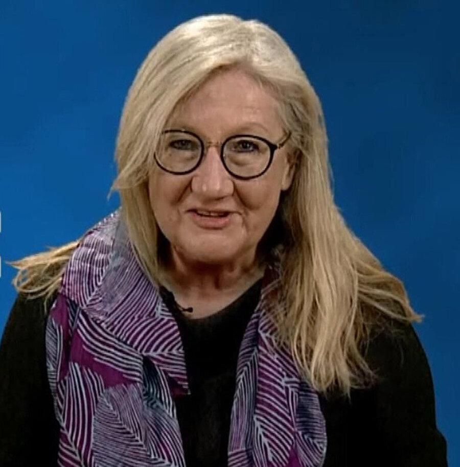 Dünya Sağlık Örgütü Sözcüsü Margaret Harris