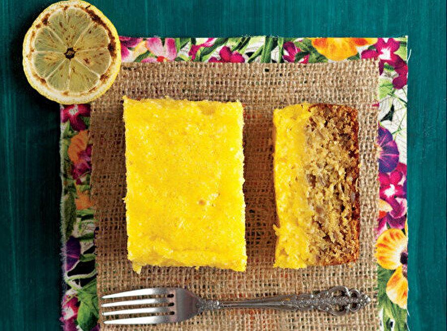 Limonlu dilimler