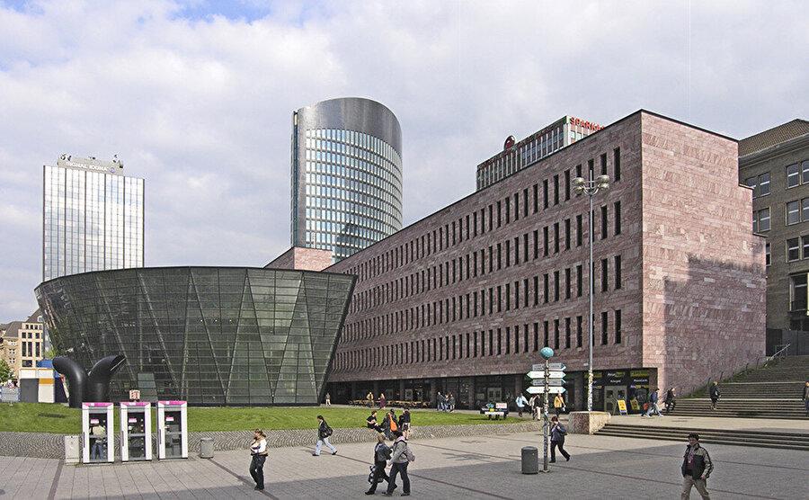 Dortmund Belediye Kütüphanesi.