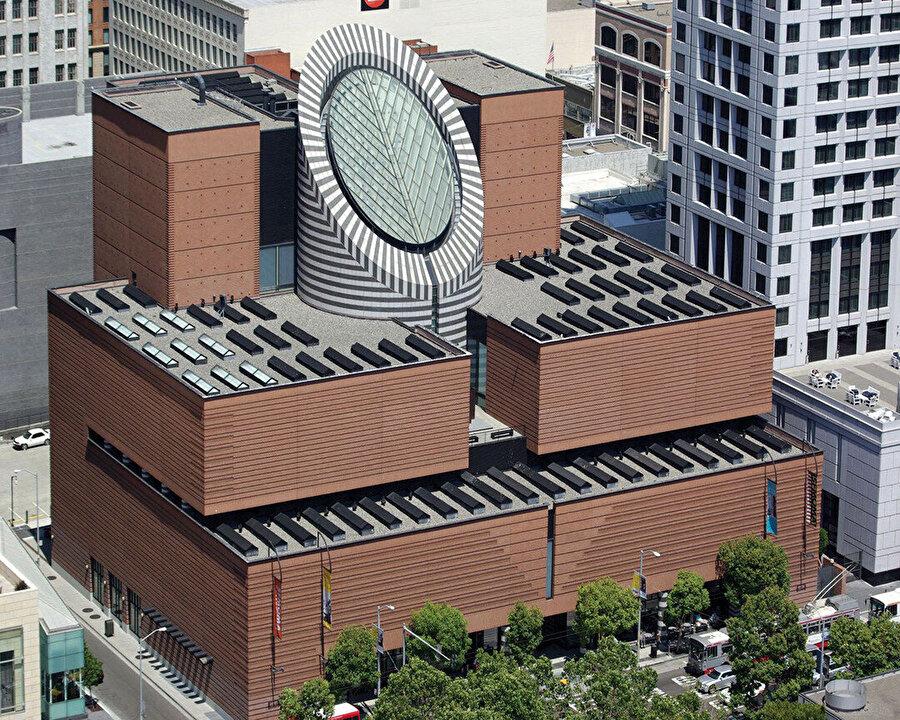 San Francisco Modern Sanat Müzesi.