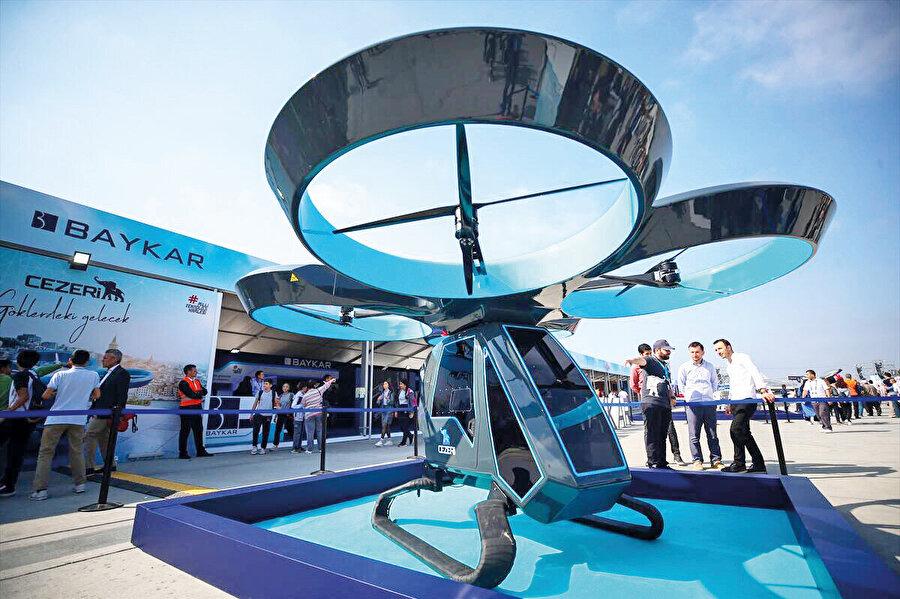 Selçuk Bayraktar daha geçen yıl prototipini tanıttığı uçan araba Cezeri'yi kısa süre önce havalandırdı. Cezeri son ve en gözde örnek…