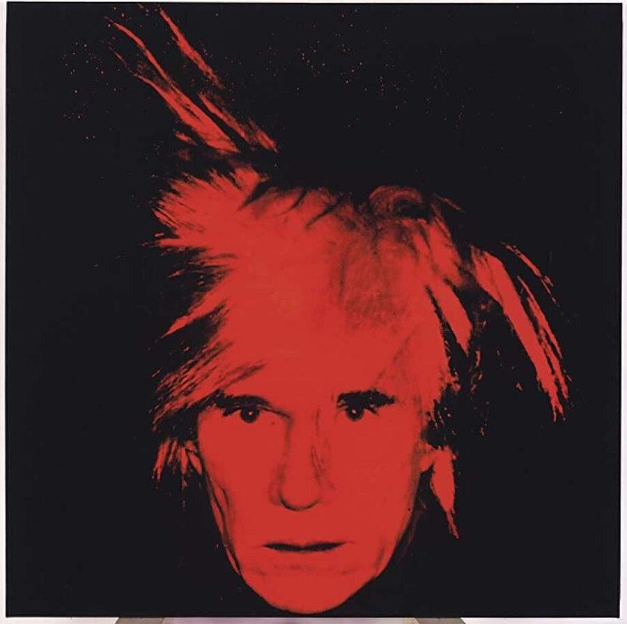 Self Portrait (Otoportre), 1986.