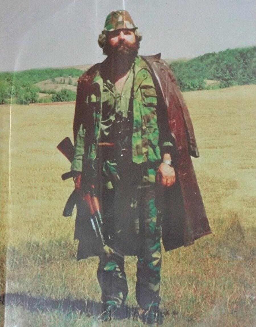 Adem Jashari, cephede.