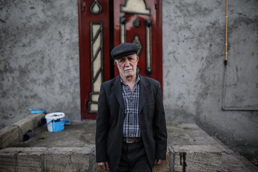 Terter sakini 70 yaşındaki Ali Memedov.