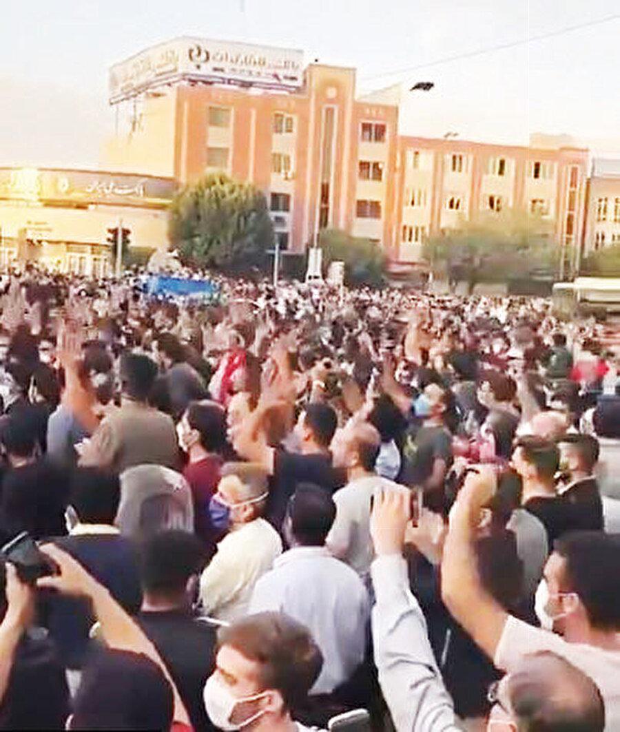 İran'ın aynı mezhepten olan Azerbaycan'a karşı Ermenilerin yanında yer almasına bir türlü mânâ veremedi.