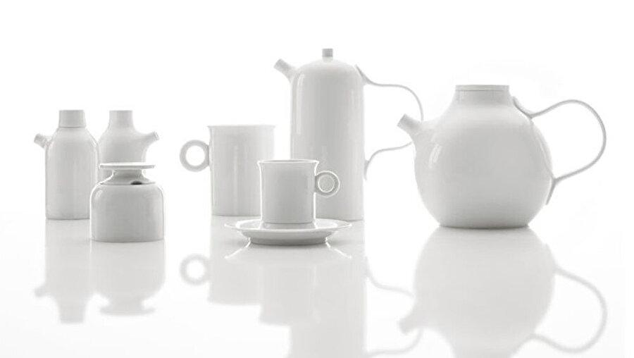 Mitterteich 1400 için çay ve kahve koleksiyonu.